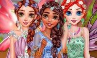 Księżniczki w Krainie Wróżek