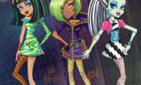 Tańce Monster High