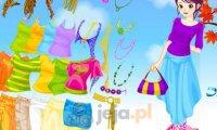 Kolorowe ubranie
