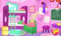 Księżniczki Disneya i wielkie sprzątanie