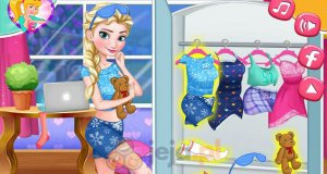 Piżama Party u Elsy