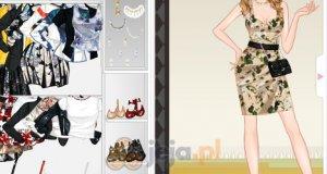 Wzorzyste spódniczki