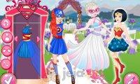 Ślub superbohaterki