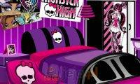 Pokój w stylu Monster High