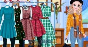 Jesienna moda Disneya