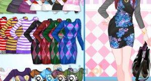 Sukienka - sweter