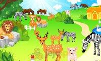 Dekorowanie zoo