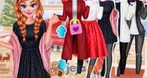 Zimowe stylówki księżniczek
