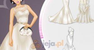 Koronkowe sukienki ślubne