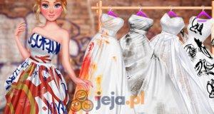 Zniszcz suknię ślubną