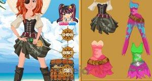 Zarina - wróżka z duszą pirata