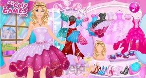 Pokój starszej siostry Barbie