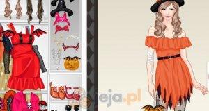 Halloweenowa księżniczka