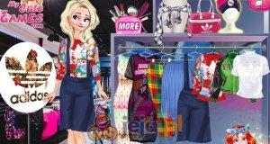 Elsa i sławne marki