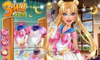 Barbie jako Czarodziejka z Księżyca