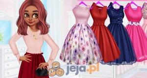 Księżniczki i pokaz mody