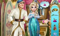 Elsa krawcową Kristoffa