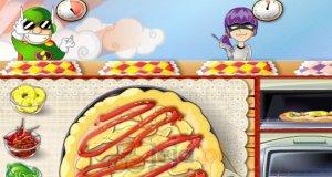 Pizza dla bohaterów