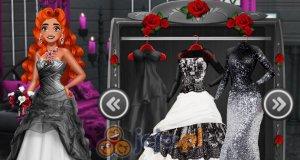 Księżniczki i ślub na czarno