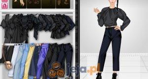 Czarne bluzki