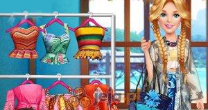 Modowy kalendarz Barbie