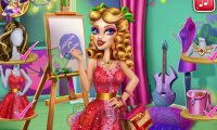Gwen u kosmetyczki