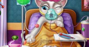 Przeziębienie Angeli