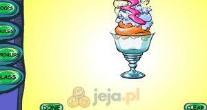 Pucharki lodowe