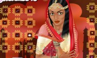 Makijaż Hinduski