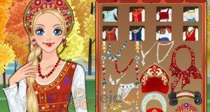 Rosyjski makijaż