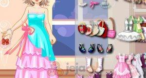 Dziewczęce sukienki