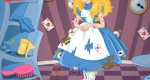 Alicja wraca z Krainy Czarów