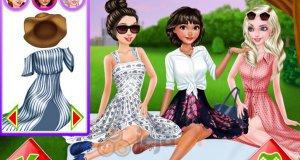 Księżniczki na pikniku