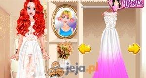 Arielka i wesele w plenerze