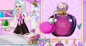 Crystal i sklep z perfumami