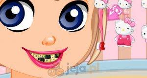Gabinet stomatologiczny Hello Kitty