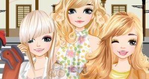 Dziewczyny w Paryżu