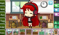 Kreator dziewczynek chibi
