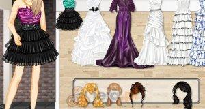 Warstwowe sukienki