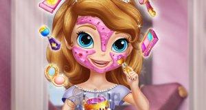 Prawdziwy makijaż Zofii
