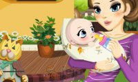 Dziecko w domu