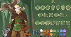 Kreator postaci: Elf