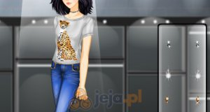 W stylu geparda