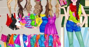 Barbie lubiąca samojebki