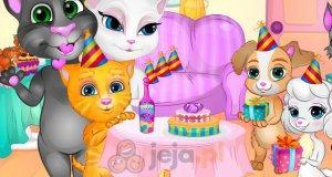 Urodziny Gingera