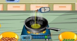 Omlety dla gości