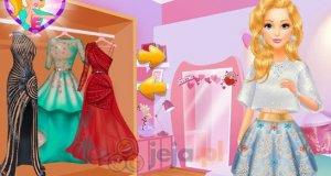 Barbie i kontrakt modowy