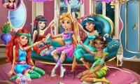 Piżama Party Księżniczek