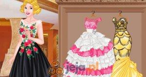 Księżniczki na balu letnim
