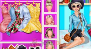 Barbie i Ken na pikniku